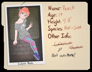 Peach - TDM by Nomminus