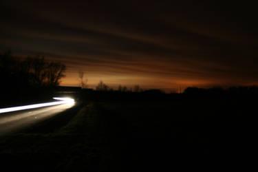 Speed of Light nr.2 by Mavi222