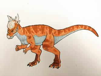 Stygimoloch by tombola1993