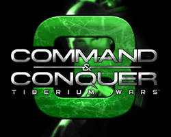 New Command and Conquer 3: Tiberium Wars Logotype by Diamond00744