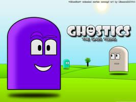 Ghostics Animated Series by Diamond00744