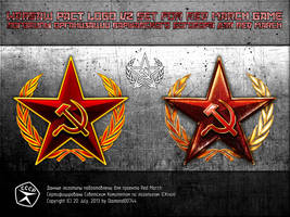Warsaw Pact V2 Logotypes by Diamond00744