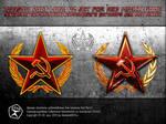Warsaw Pact V2 Logotypes by Diamond00744
