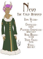 Nevo- sheet by Crystori