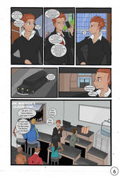 Ultiverse Spider-Man Pg 6 (UPDATED) by FakeRobin99