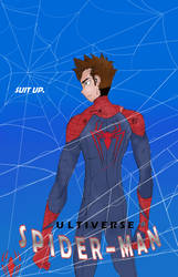 The Webs makes the Man by FakeRobin99