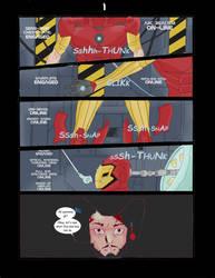 Ultiverse Iron Man pg.1 by FakeRobin99
