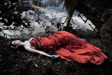 Reflection by slumberdoll
