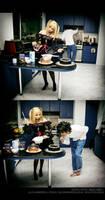 Death Note: L Wants To Bake? by slumberdoll