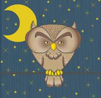 Owl by SeraphimProphets