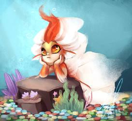 goldfish by erica693992