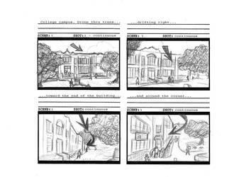 Storyboards 01 by PeteBL