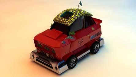 minicar by uguravcii