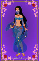 Harem Girl by TheHappySultan