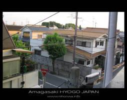 Amagasaki city 2 by Lou-NihonWa
