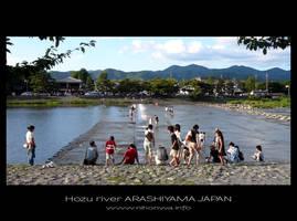 Hozu river -1- by Lou-NihonWa