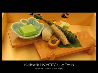 Kaiseki food -1- by Lou-NihonWa