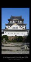 Kishiwada castle -3- by Lou-NihonWa