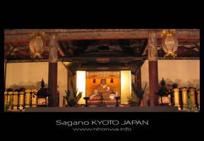 Kobo-daishi Kukai by Lou-NihonWa