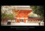 Shimogamo Shrine -1- by Lou-NihonWa