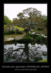 The korakuen garden -7- by Lou-NihonWa