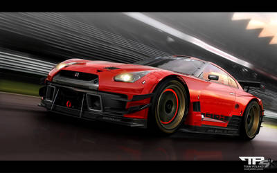 TP9s Racing GT-R by iacoski