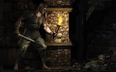 Dungeon Crawl by lundqvist