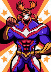 ALL MIGHT! by FalloutCat