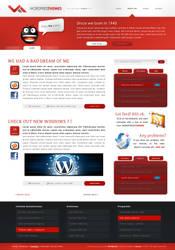 Wordpress Themes by mooseARTS