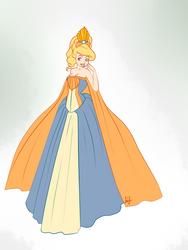 Princess Phoe by HeatheryAmethyst