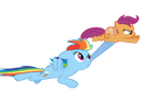I Believe I Can Fly! by Optimus97