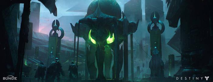 Destiny 2 by artroni