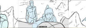 Legend of Korra StoryBoard by D-Scythe911