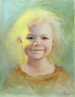 Helena, oil sketch by briannatron87