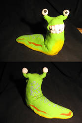 SLUG-painted by SolidAbyss