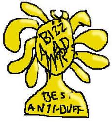 Bizz Award by amazingspiderchick