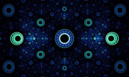 Cosmic Clockwork by lujlp1