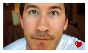 Chocolate eyes  I Markiplier Stamp I by SpookyMuffin4545