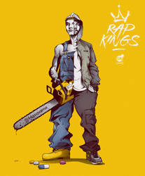 Eminem by ChrisBMurray