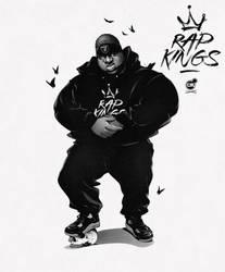 BIGGIE SMALLS RAP KINGS by ChrisBMurray