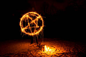 The rise of the true pentagram by King-Madness