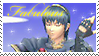 Marth is Fabulous Stamp by FlareTornado
