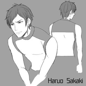 Haruo by hidoriFB
