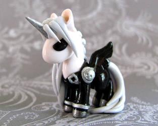 Mini Sephy by DragonsAndBeasties
