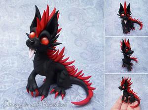 Sculptober: Supernatural by DragonsAndBeasties