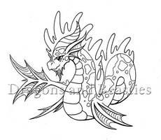 Inktober: Aquatic by DragonsAndBeasties