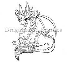 Inktober: Geek by DragonsAndBeasties