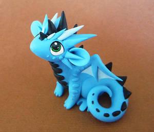 Blue by DragonsAndBeasties