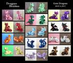Gem Dragon Remake by DragonsAndBeasties