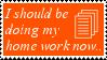 I know stamp by EvilSaku